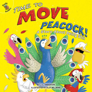 Cover: Time to Move Peacock!