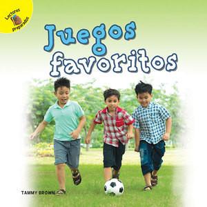 Cover: Juegos favoritos