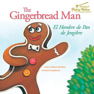 Cover: The Gingerbread Man