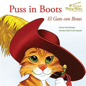 Cover: Puss in Boots