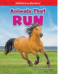 Cover: Animals That Run