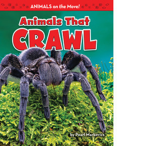 Cover: Animals That Crawl
