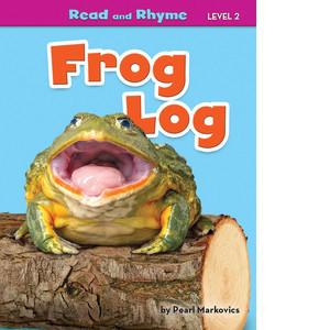 Cover: Frog Log