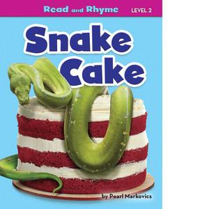 Cover: Snake Cake