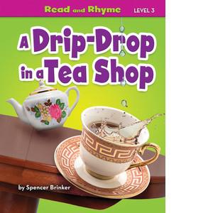 Cover: A Drip-Drop in a Tea Shop