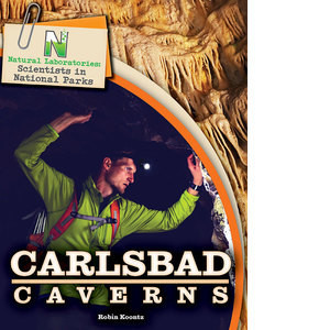 Cover: Carlsbad Caverns