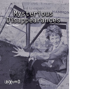Cover: Mysterious Disappearances