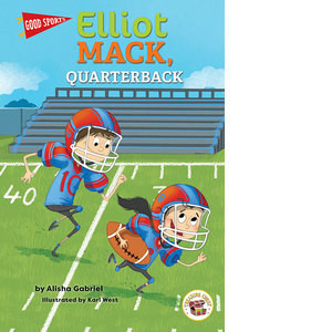 Cover: Elliot Mack, Quarterback