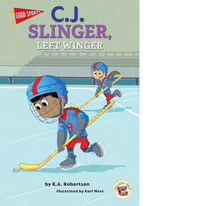 Cover: C.J. Slinger, Left Winger
