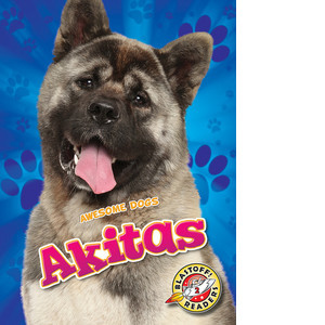 Cover: Akitas