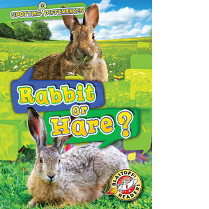 Cover: Rabbit or Hare?