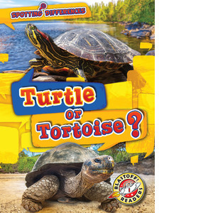 Cover: Turtle or Tortoise?