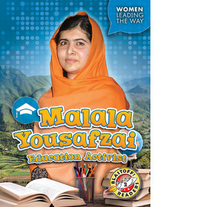 Cover: Malala Yousafzai: Education Activist
