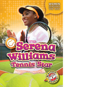 Cover: Serena Williams: Tennis Star