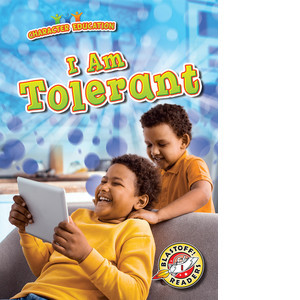 Cover: I Am Tolerant