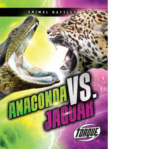 Cover: Anaconda vs. Jaguar