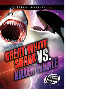 Cover: Great White Shark vs. Killer Whale