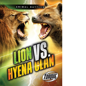 Cover: Lion vs. Hyena Clan