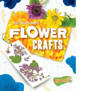 Cover: Flower Crafts