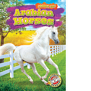 Cover: Arabian Horses