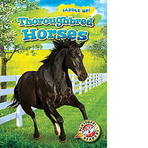 Cover: Thoroughbred Horses