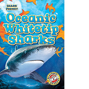 Cover: Oceanic Whitetip Sharks