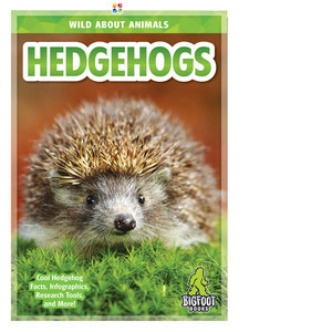 Cover: Hedgehogs