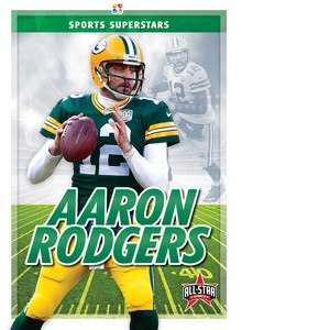 Cover: Aaron Rodgers