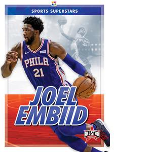 Cover: Joel Embiid
