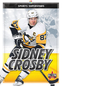 Cover: Sidney Crosby