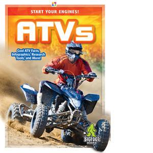 Cover: ATVs