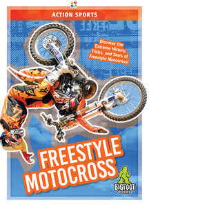 Cover: Freestyle Motocross