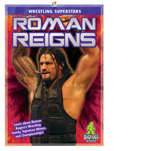 Cover: Roman Reigns