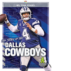 Cover: The Story of the Dallas Cowboys