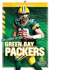 Cover: The Story of the Green Bay Packers