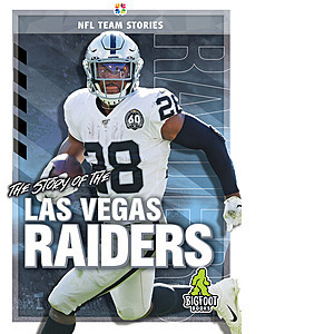 Cover: The Story of the Las Vegas Raiders