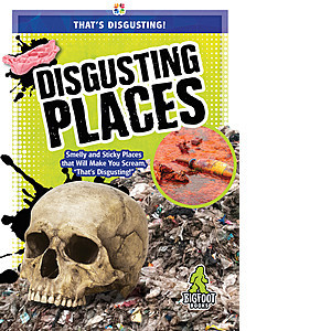 Cover: Disgusting Places