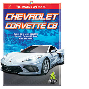 Cover: Chevrolet Corvette C8