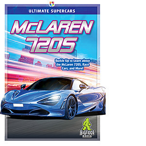 Cover: McLaren 720S