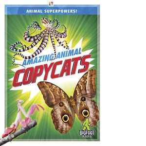 Cover: Amazing Animal Copycats