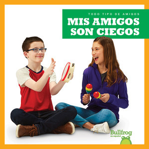 Cover: Mis amigos son ciegos (My Friend Is Blind)