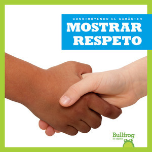 Cover: Mostrar respeto (Showing Respect)