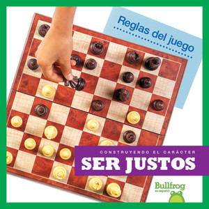 Cover: Ser justos (Being Fair)