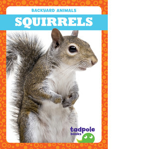 Cover: Squirrles