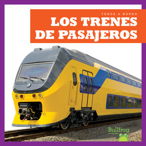 Cover: Los trenes de pasajeros (Passenger Trains)