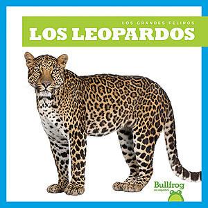 Cover: Los leopardos (Leopards)