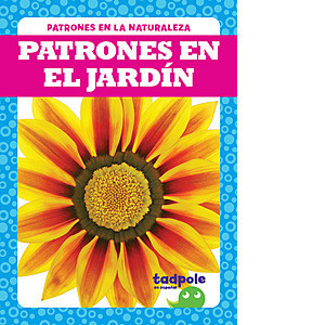 Cover: Patrones en el jardín (Patterns in the Garden)