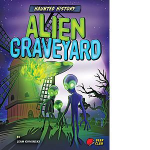 Cover: Alien Graveyard