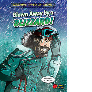 Cover: Blown Away by a Blizzard!