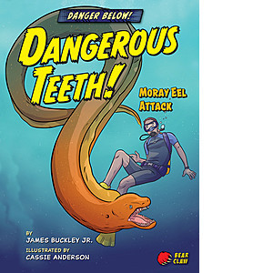 Cover: Dangerous Teeth!